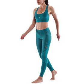 Skins Series-5 Long Tights Women teal